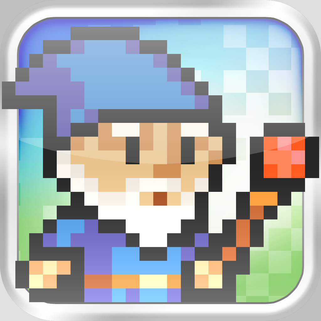 Pixel Defenders Puzzle by Social Titans LLC icon