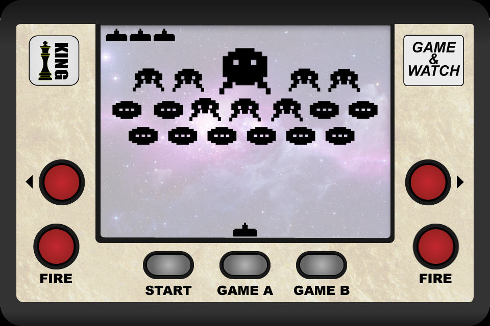 Screenshot iInvaders